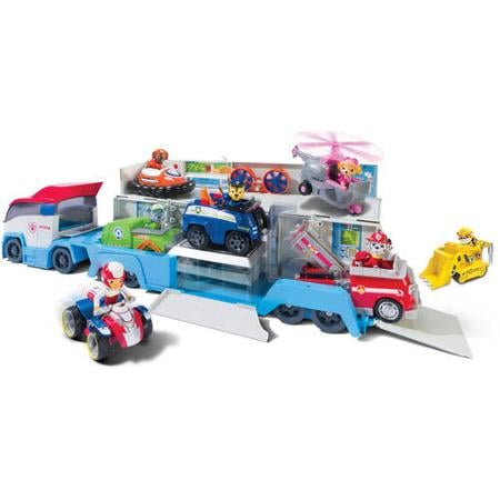 For 4-Year-Olds: Paw Patrol Paw Patroller