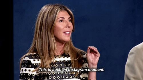 When Friends Tell You You're Too Obsessed With the App