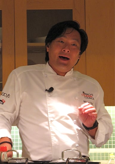Ming Tsai's Stress-Free Party Planning Tips