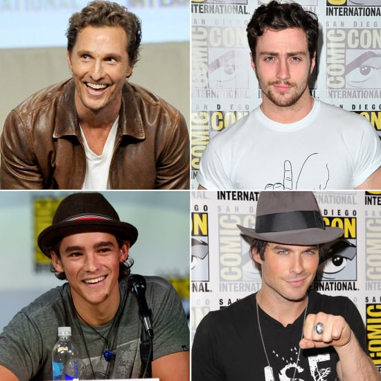 28 Reasons Comic-Con Is Basically a Hot Guy Parade