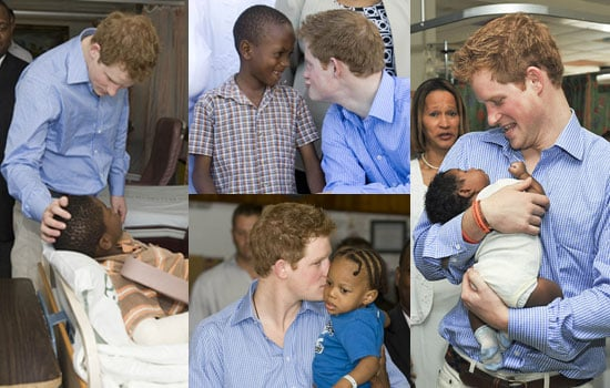 Photos of Prince Harry in Barbados