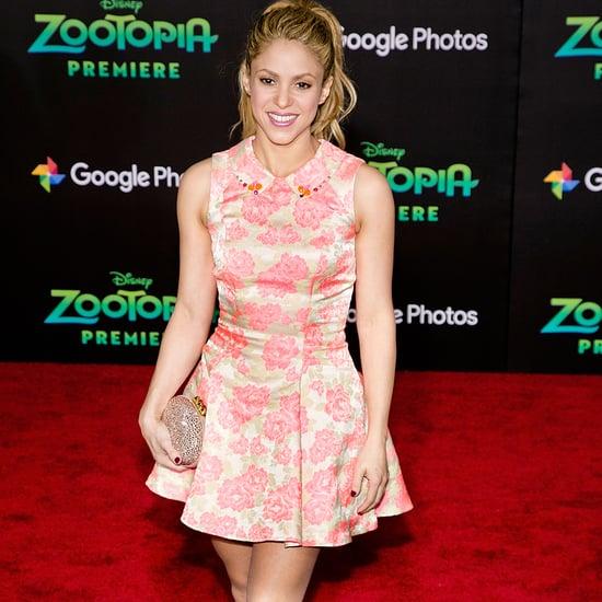 Shakira Reaches 6 Billion Views on Vevo