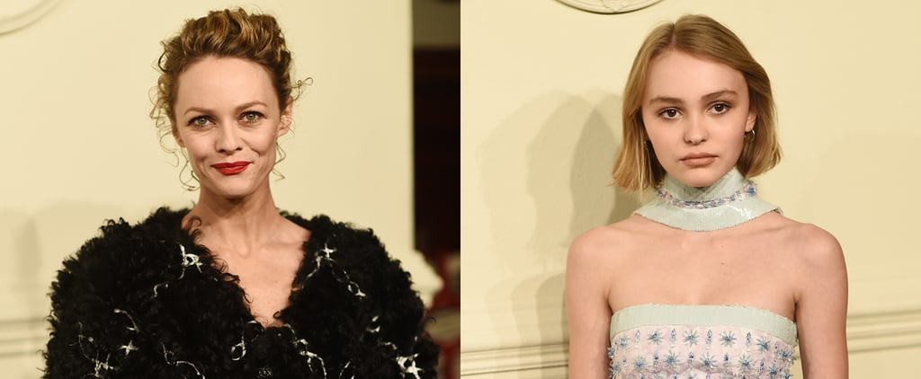 Lily-Rose Depp Is All Grown Up and Totally Gorgeous
