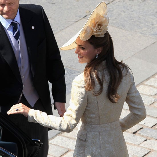 Kate Middleton and Prince William Pictures at Zara and Mike's Wedding 2011-07-30 07:17:52
