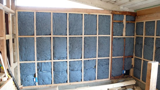 Guess What This Insulation Is Made From