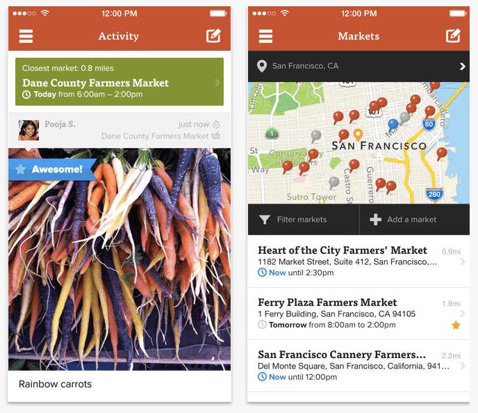 Buy Locally Grown Food That's in Season