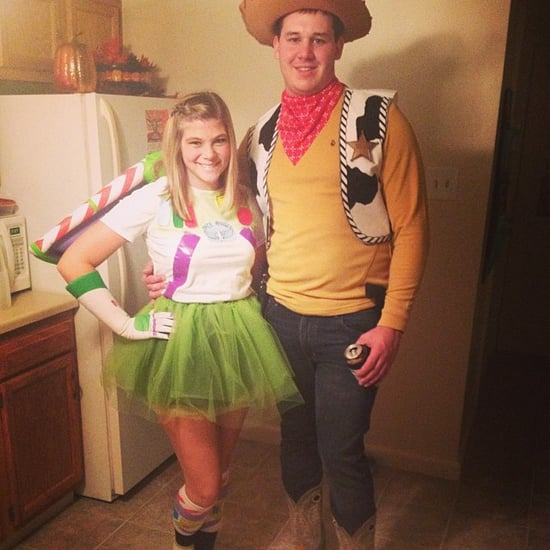 DIY Disney Costumes for Couples