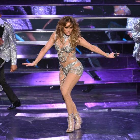 Celebrities Wearing Sheer Bodysuits