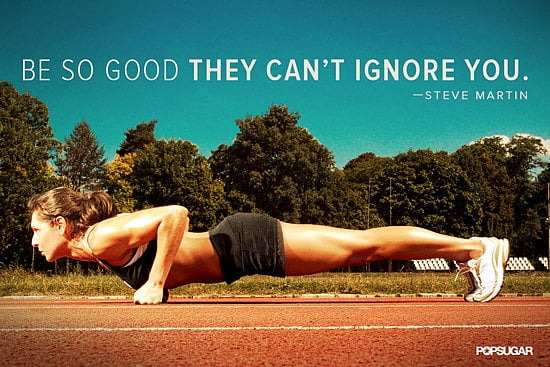 A Little Goes a Long Way! Motivational Fitness Quotes