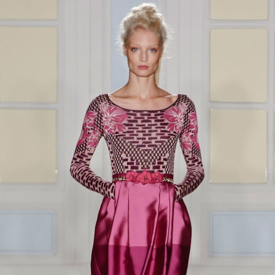 Temperley London Spring 2014 Runway | London Fashion Week