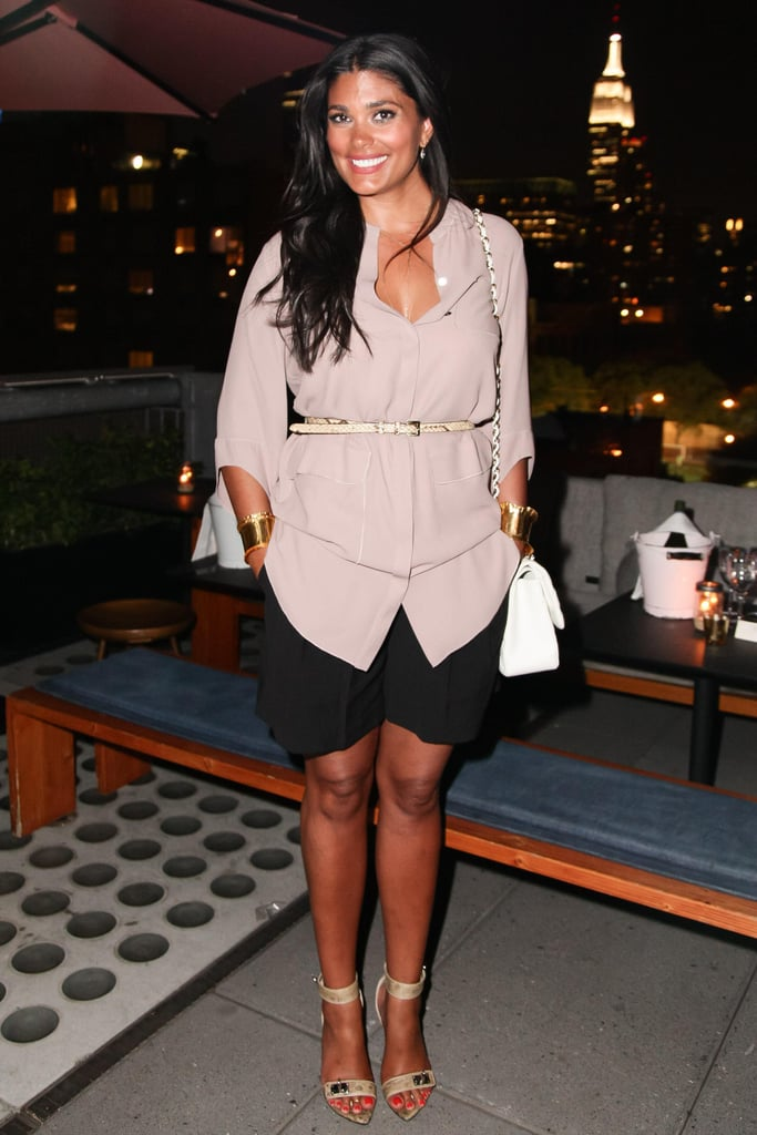 On a hot New York Summer night, Rachel Roy screened Girl Most Likely with The Cinema Society.