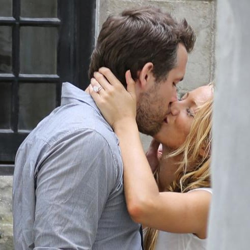Blake Lively's Wedding and Engagement Ring