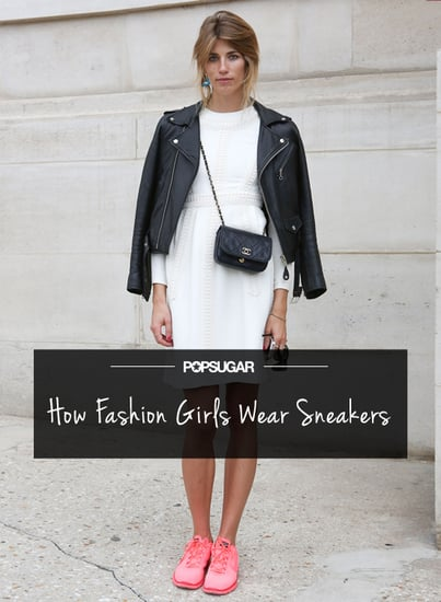 The 10 Most Stylish Ways to Wear Your Sneakers