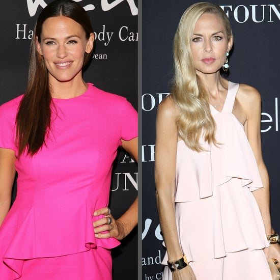 Elyse Walker and Rachel Zoe at Pink Party 2014 | Video