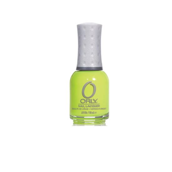 Orly Nail Lacquer in Glowstick, $18.95