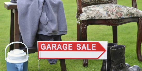10 Tips for Organizing an Irresistible Yard Sale