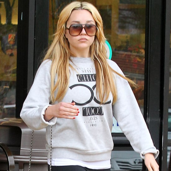 Amanda Bynes Arrested With DUI Charge 2014