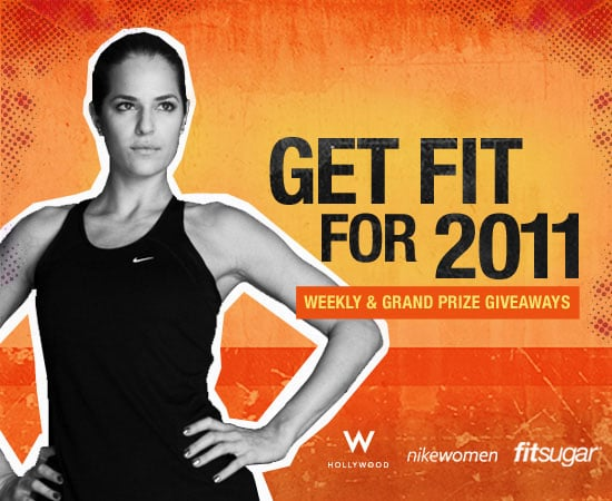 Enter to Win the Get Fit For 2011 Giveaway Challenge