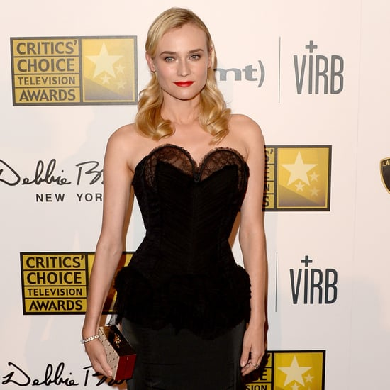 Celebrities at the Critics' Choice TV Awards 2013