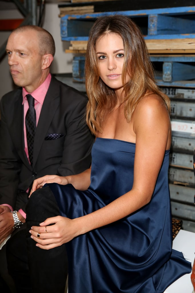 Jesinta Campbell at MBFWA Day Two