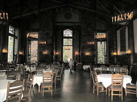 A Behind-the-Scenes Tour of The Ahwahnee Dining Room and Kitchen