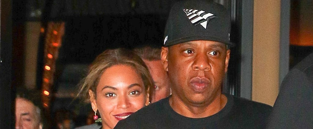 Beyoncé and Jay Z Put On a Loving Display During Their Romantic Date Night