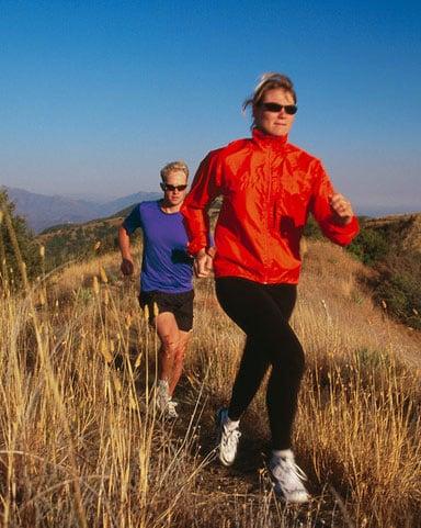 Running Strategy: Hills