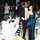 Kim Kardashian struck a pose with Kanye West.