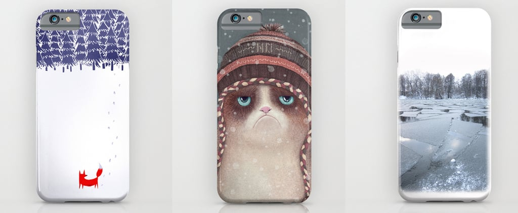 20 Winter Phone Cases That Will Last All Season