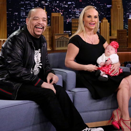 Ice T and Coco's Baby Chanel on Jimmy Fallon 2016