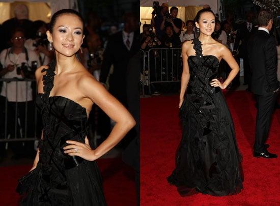 The Met's Costume Institute Gala: Ziyi Zhang
