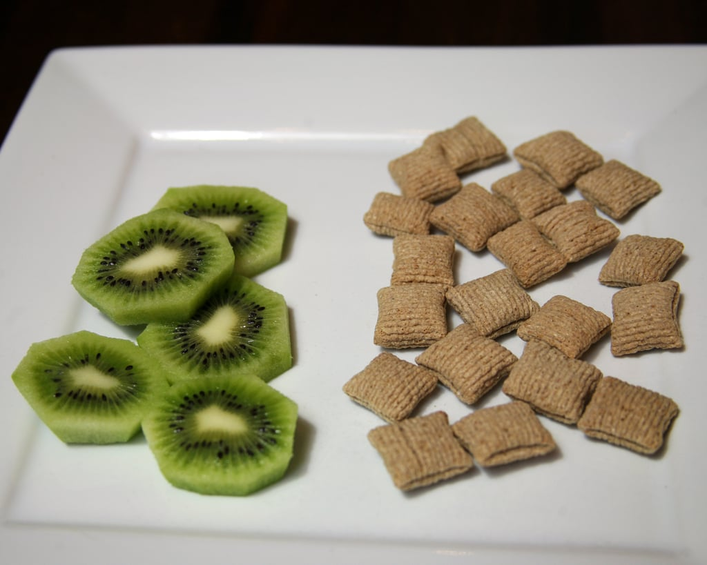 Kiwi and Cereal