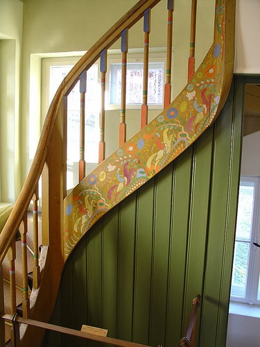 Love It or Hate It? Painted Stair Railing