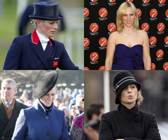 Photos of Zara Phillips' Style and Engagement Ring