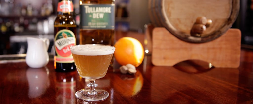 Put the Green Beer Aside For This Sophisticated St. Paddy's Day Cocktail
