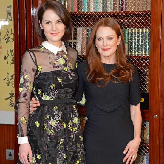 Michelle Dockery at the Non-Stop Photocall | Pictures