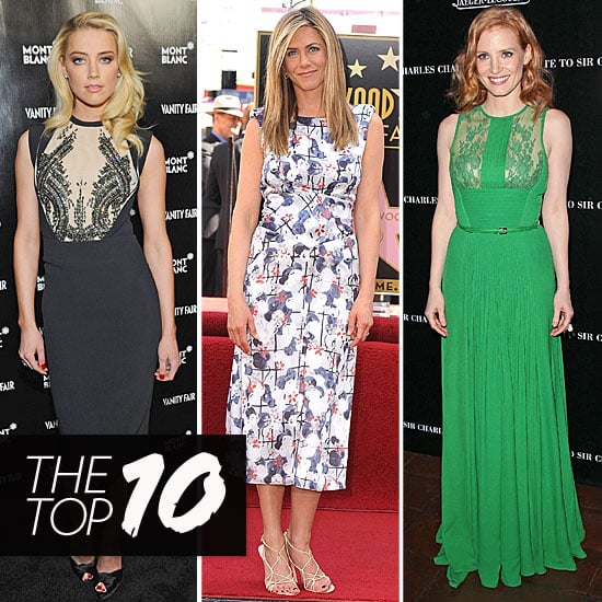 Best Celebrity Style February 2012