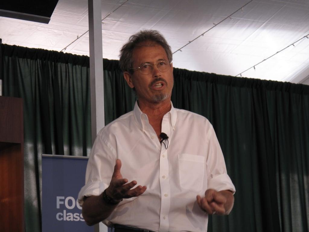 Peter Jacobsen of Jacobsen Orchards