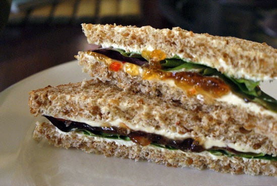 'Wich of the Week: Cream Cheese and Pepper Jelly