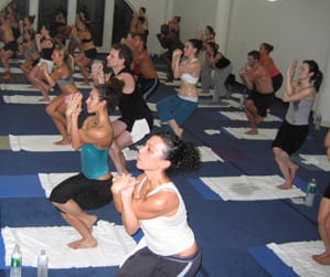 Bikram Yoga and Weight Loss