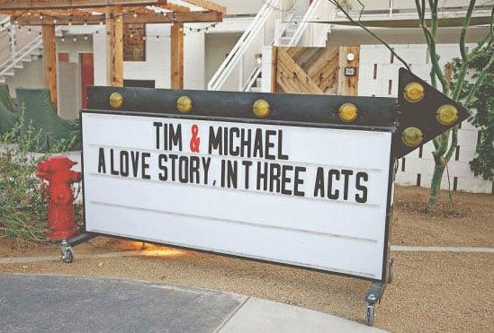 Tim and Michael