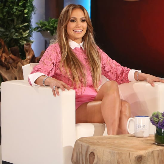 """Jennifer Lopez: """"If I Got Pregnant, I Would Be So Excited"""""""