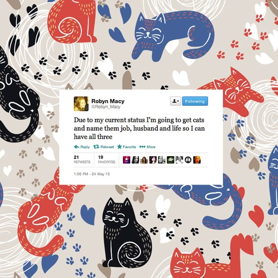Funny Tweets About Cats