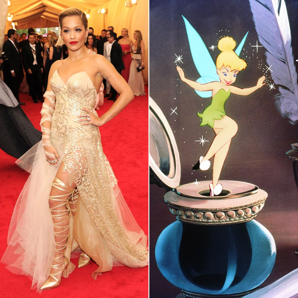 Rita Ora as Tinker Bell