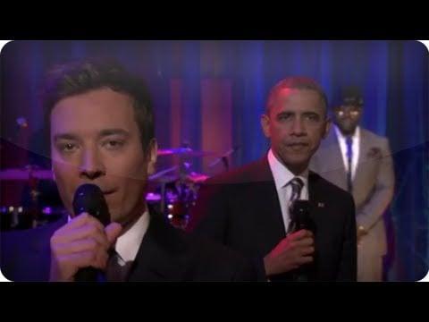 Slow-Jam the News With Barack Obama