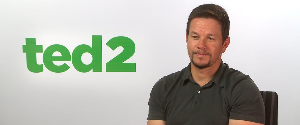 Mark Wahlberg Pulled a Pretty Epic Pot-Related Prank While Shooting Ted 2