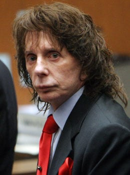 Roundup Of The Latest Entertainment News Stories — Phil Spector Found Guilty of Murder