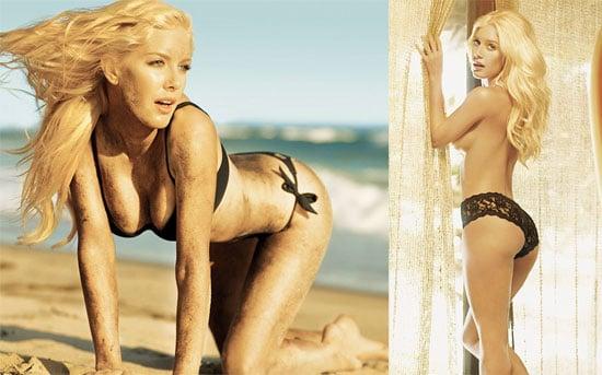 Photos of Heidi Montag in Playboy