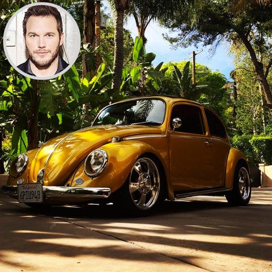 WATCH: Love Bug! Chris Pratt Lovingly Restored a 1965 Volkswagen Beetle - and It's a Handsome Little Cruiser