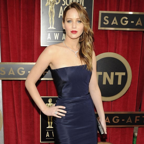 SAG Awards Best Dressed on the Red Carpet 2013